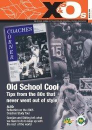 Old School Cool Old School Cool - Basketball Australia