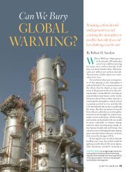 Can We Bury Global Warming? - Carbon Mitigation Initiative ...