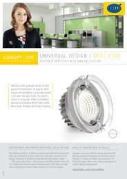 UniversaL DesiGn / sPOT s102 - hella.shop.hu