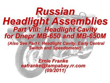 Snowplow headlight alignm russian headlight assemblies good karma productions sciox Images