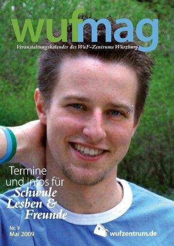 Mai 2009 - schwulesbisches Zentrum Würzburg