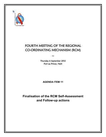 RCM - Pan Caribbean Partnership against HIV & AIDS