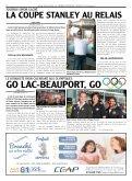 BORD DU LAC BEAUPORT Près de 300 000$ dans ... - L'Écho du Lac - Page 2