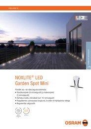 NOXLITE® LED Garden Spot Mini - OSRAM