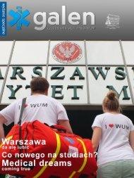 Untitled - Samorząd Studentów WUM - Warszawski Uniwersytet ...
