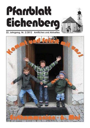 Ausgabe 2/Mai 2012