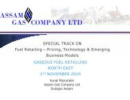 ASSAM GAS COMPANY LTD - pptfun
