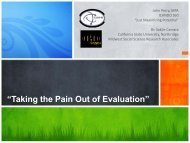 """""""Taking the Pain Out of Evaluation"""" - BOOST Best of Out-Of-School ..."""