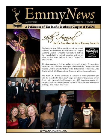 Pacific Southwest Area Emmy Awards - National Academy of ...
