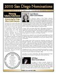 Pacific Southwest Area Emmy Awards - National Academy of ... - Page 3