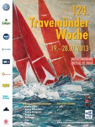 Ausschreibung - International Hobie Class Association