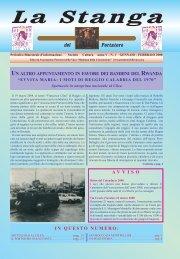 Gennaio - Febbraio 2008 - Associazione Portatori della Vara
