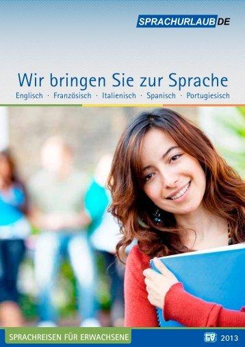 wichtige Informationen - Sprachurlaub.de