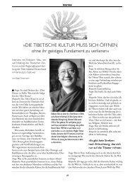 Heft 32 Tibet & Buddhismus
