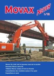 Movax Oy (Ltd) est le nouveau nom de la société Nouveau Movax ...