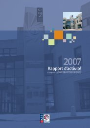 RAPPORT CCI 2008 INT.indd - (CCI) de Narbonne, Lézignan ...