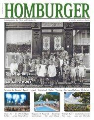Homburger 03 2012 - Medienverlag Rheinberg | Oberberg