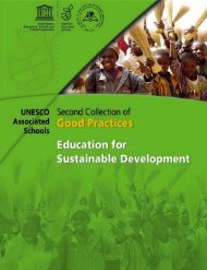 Good Practices Education for Sustainable Development