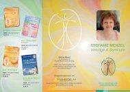 Stefanie menzel Vorträge & Seminare - Life Emotion Events
