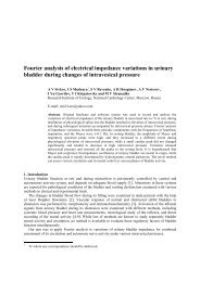Fall 2013 Syllabus - Biomedical Engineering - University of