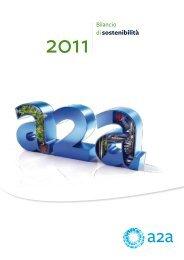 Bilancio di Sostenibilità 2011 - Amsa