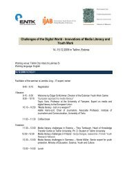 Challenges of the Digital World - Innovations of ... - Mediakasvatus.fi