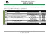 LISTA DE ALUNOS PED – SEGUNDO ... - FCM - Unicamp
