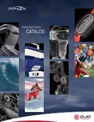CATALOG - DJO Global