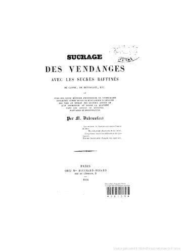 Dubrunfaut, Auguste-Pierre - Academia-vinhaevinho.com