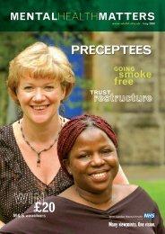 PrecePtees - West London Mental Health NHS Trust