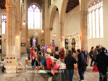 Progress report 2012/13 - The Churches Conservation Trust