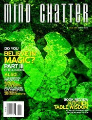 Mind Chatter #158 (March, 2006) (PDF) - Centerpointe Research ...