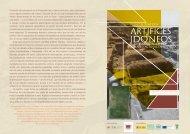 DIPTICO ARTIFICES_WEB.pdf - Ex officina hispana