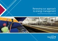Download our energy strategy - London Stansted Airport