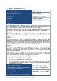 PDF: 221 KB - Infrastructure Australia