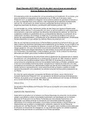 Real Decreto 407/92 de 24 de abril, Aprueba la Norma Básica de ...