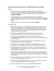 Convenant Duurzaam inkopen MBO Raad en VROM - Pianoo