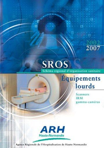 SROS Equipements lourds arrêté le 12 juillet 2002 - Parhtage santé