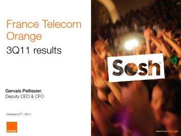 download the presentation (pdf - 840 Ko) - Orange.com