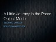 Object - EJCP'2013