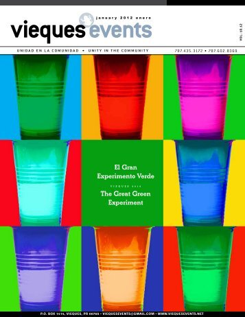 El Gran Experimento Verde The Great Green ... - Vieques Events