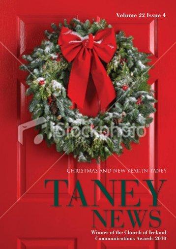 Volume 22 Issue 4 - Taney Parish website