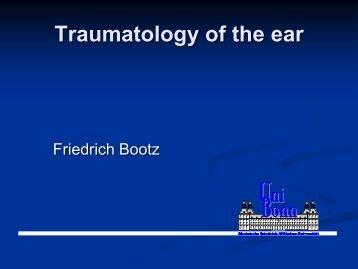 Temporal bone fracture - Bsbb