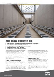 ABS FLOW BOOSTER SB