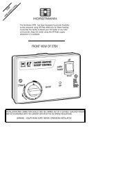 CentaurPlus C27 Series 2 User Operating Instructions