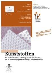 Kunststoffen - Instituut voor Permanente Vorming - Universiteit Gent