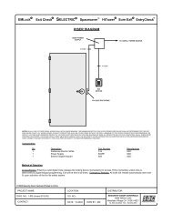 1-RS/1-PP-Library-0012-R2 - SDC Security Door Controls