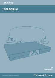 E527 User Manual (TT 98-123789-E) - TDCom