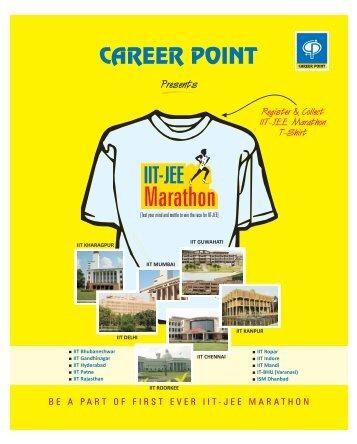 IIT-JEE Marathon - Career Point