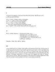 CIS 4720 Key to Sample Midterm 1 I The gray level ... - Heppenstall.ca